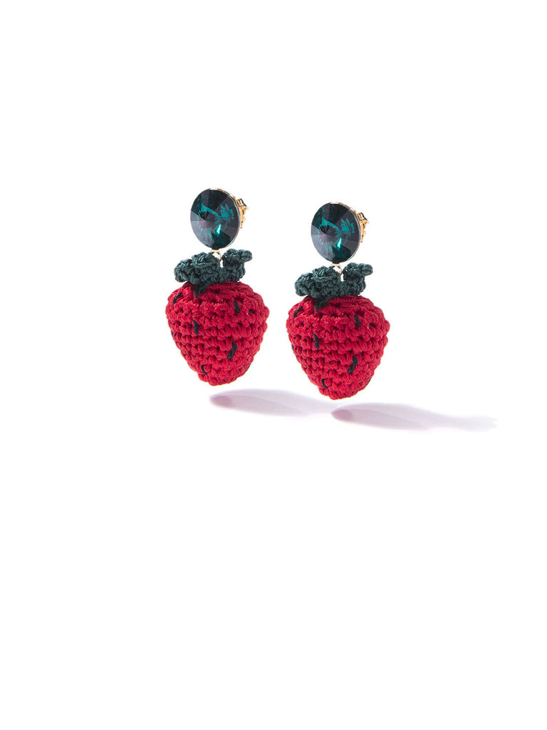 BERRY CUTE EARRINGS