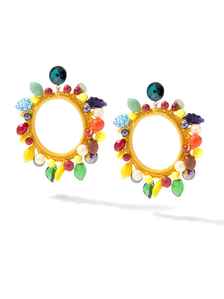 FRUIT PUNCH EARRINGS
