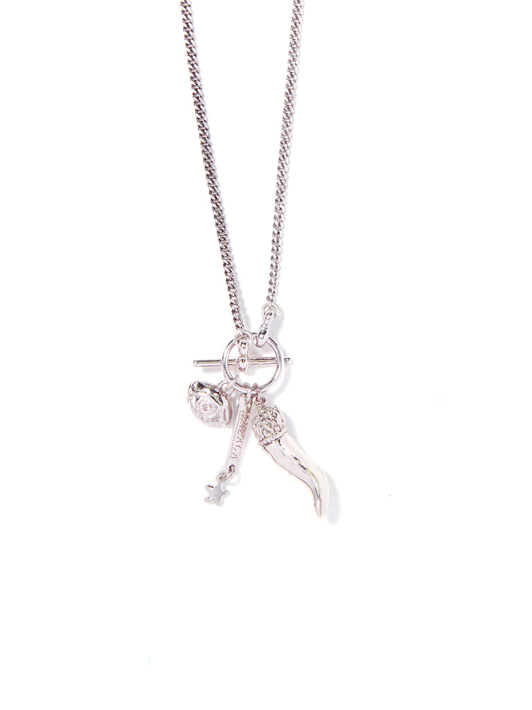 PROTECT ME NECKLACE (SILVER)