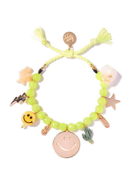 HAPPY WEEKEND BRACELET