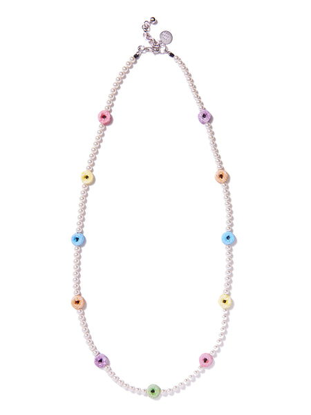 FRUITY CEREAL PEARL NECKLACE