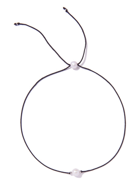 LUNA NECKLACE (BLACK)
