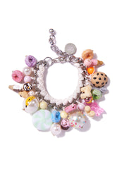 THE SWEET LIFE BRACELET (WHITE)