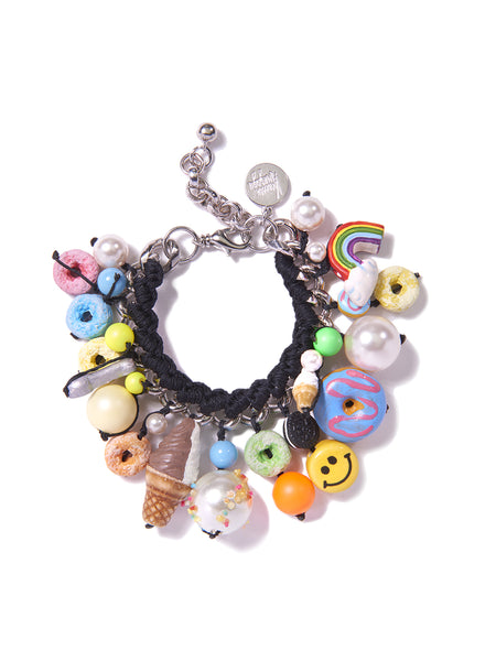 THE SWEET LIFE BRACELET (BLACK)