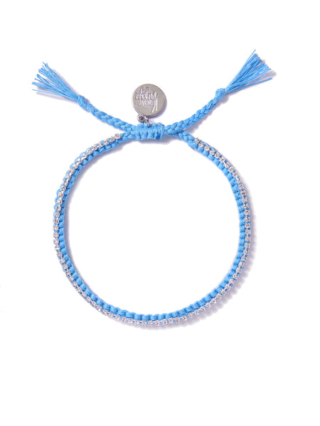 RAINBOW CONNECTION BRACELET (BLUE)