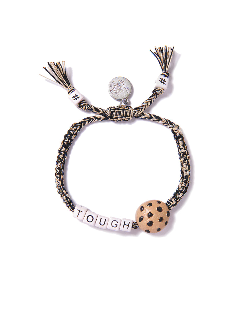 TOUGH COOKIE BRACELET (CHOCOLATE CHIP) BRACELET - Venessa Arizaga