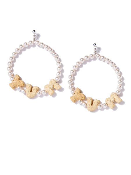 YUM PEARL EARRINGS