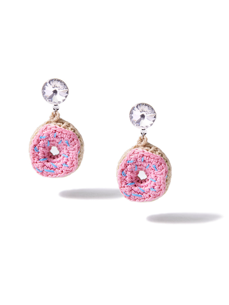 DONUT MESS WITH ME EARRINGS