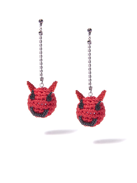 LIL' DEVIL EARRINGS