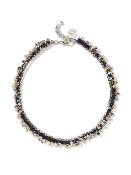 STARLIGHT NECKLACE (BLACK)