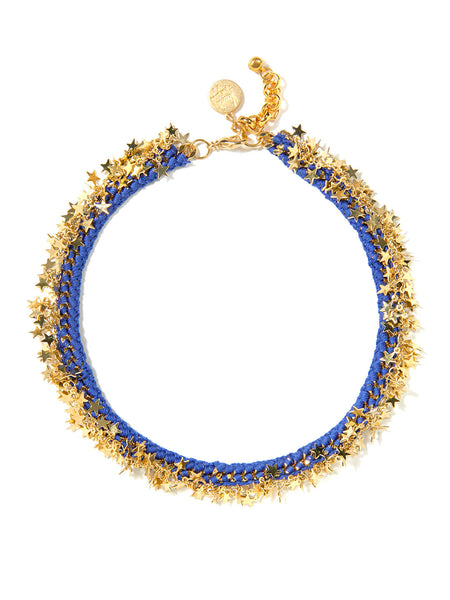 STARLIGHT NECKLACE (BLUE)