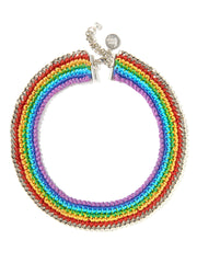 CHASING RAINBOWS NECKLACE