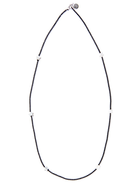 ACROSS THE UNIVERSE NECKLACE (BLACK)