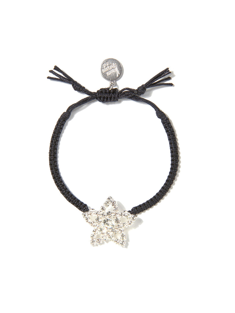 SHINING STAR BRACELET (BLACK)