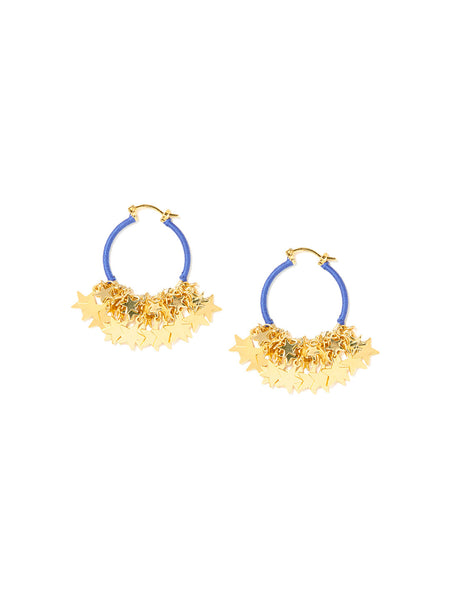 STARLIGHT EARRINGS (BLUE)