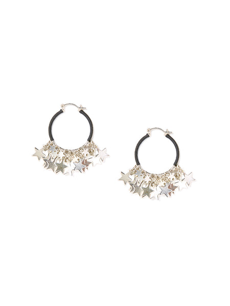 STARLIGHT EARRINGS (BLACK)