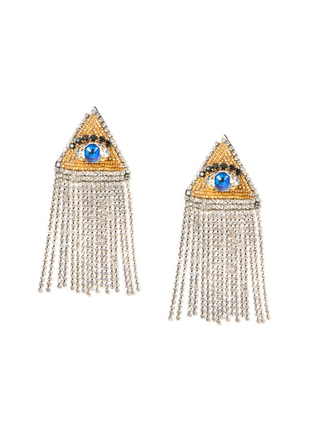 WATCHING YOU EARRINGS