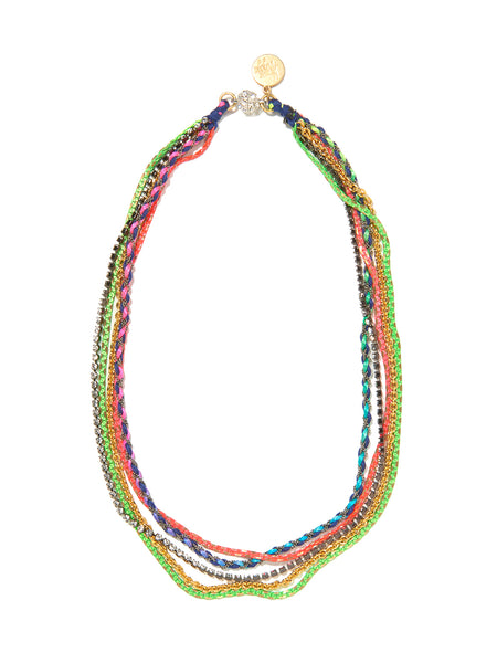 SHE'S A RAINBOW NECKLACE