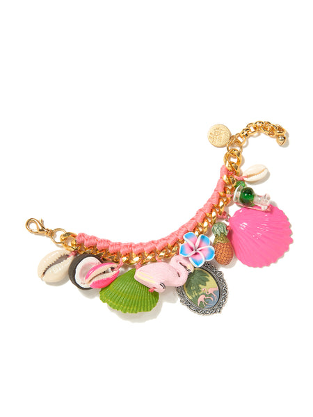 FLAMINGO BEACH BRACELET