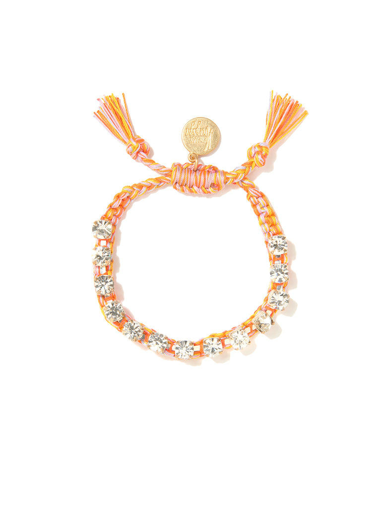 SWEET SHINE BRACELET (ORANGE)