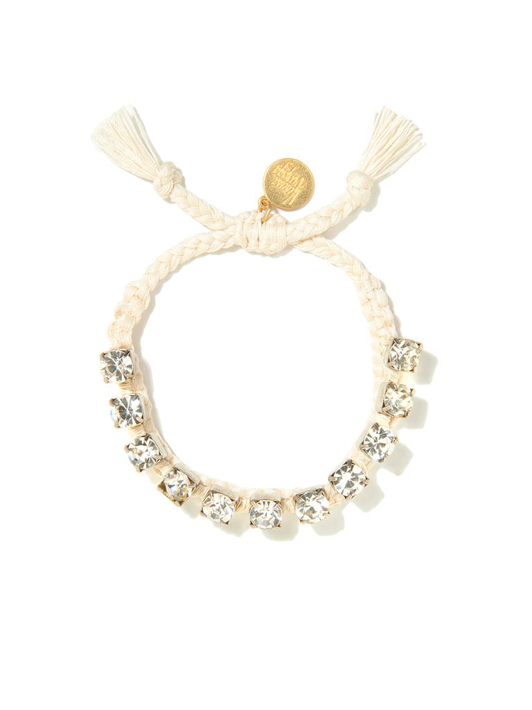 SWEET SHINE BRACELET (WHITE)