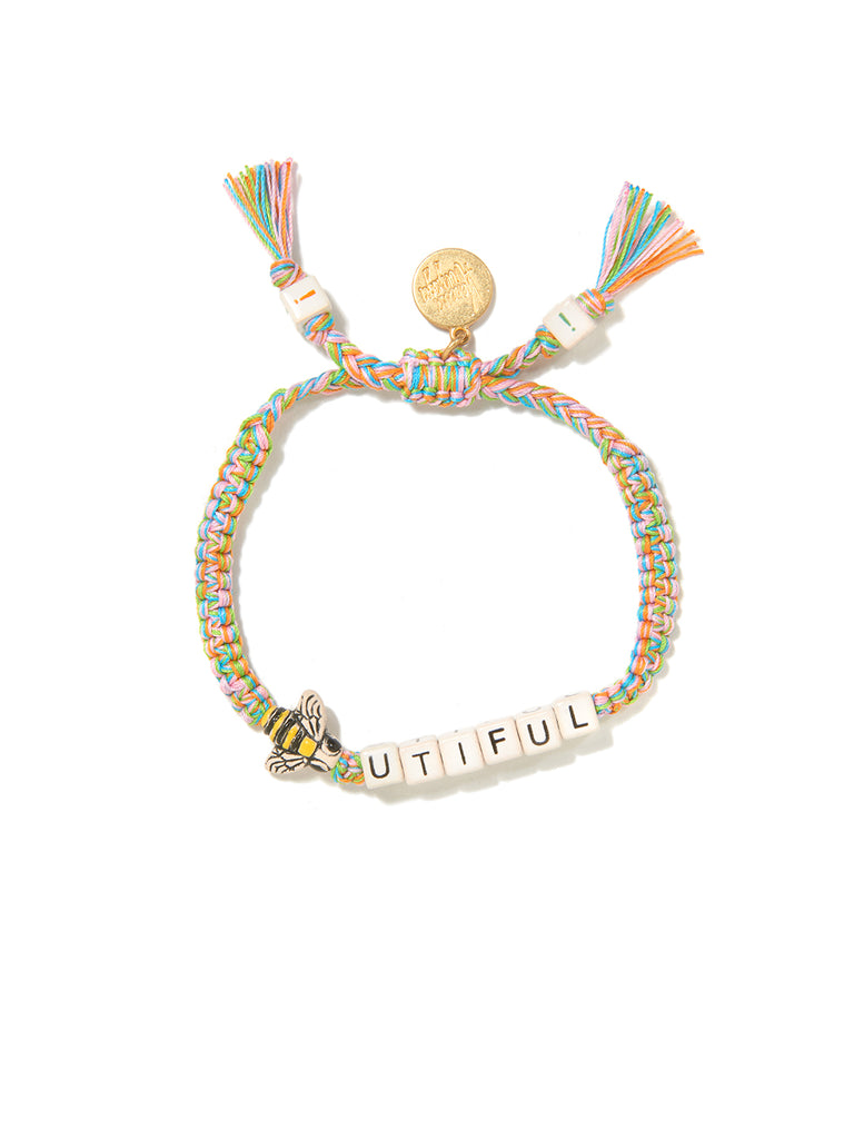 BEE-UTIFUL BRACELET (RAINBOW)