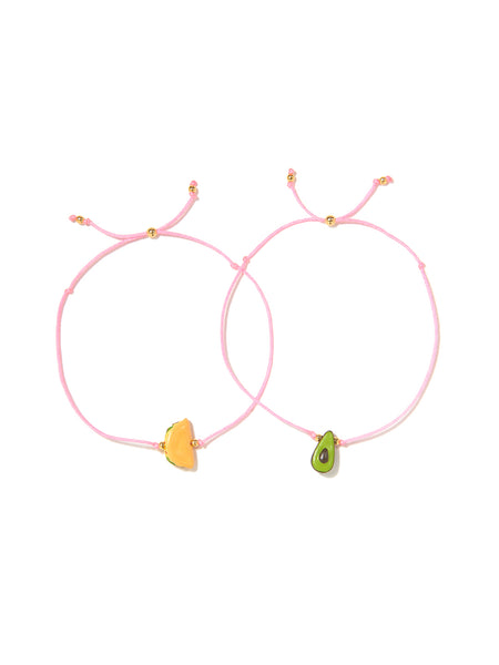 AVOCADO GUAC BRACELET SET