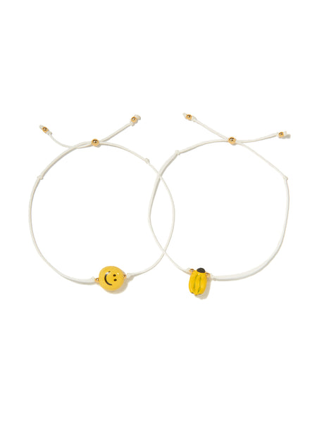 HAPPY BANANA BRACELET SET