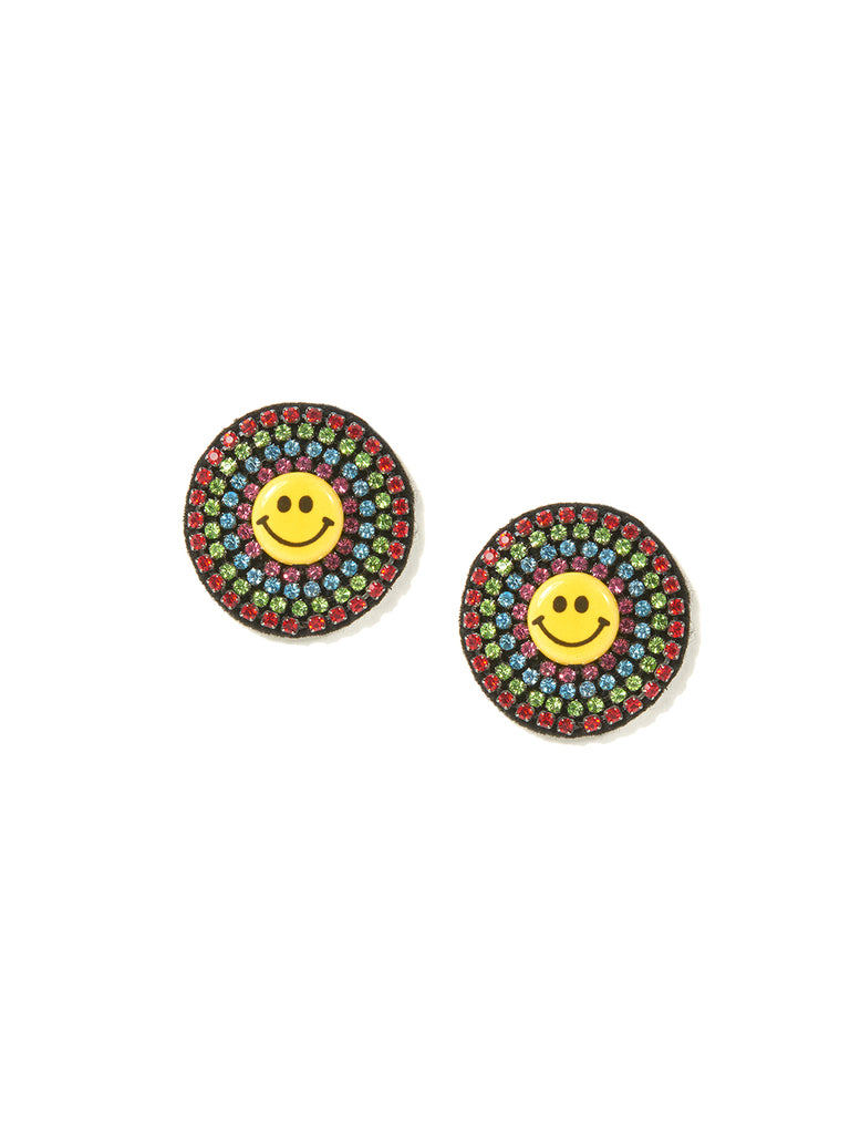 HAPPY RAINBOW EARRINGS