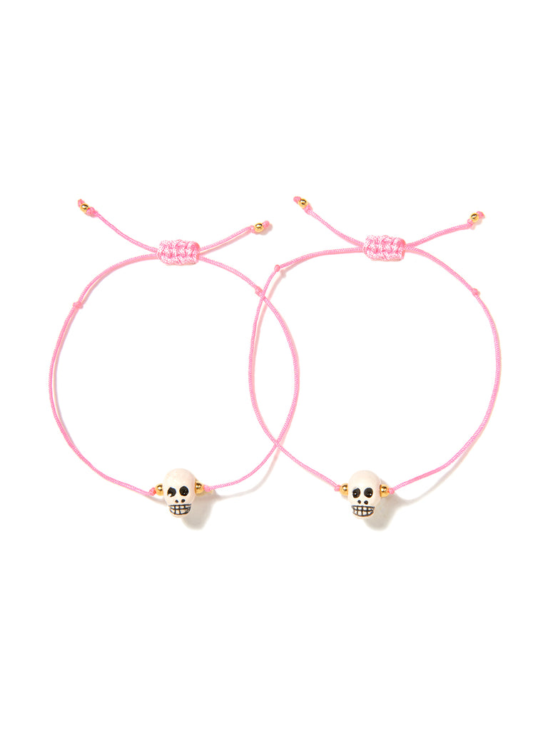 TIL DEATH DO US PART BRACELET SET