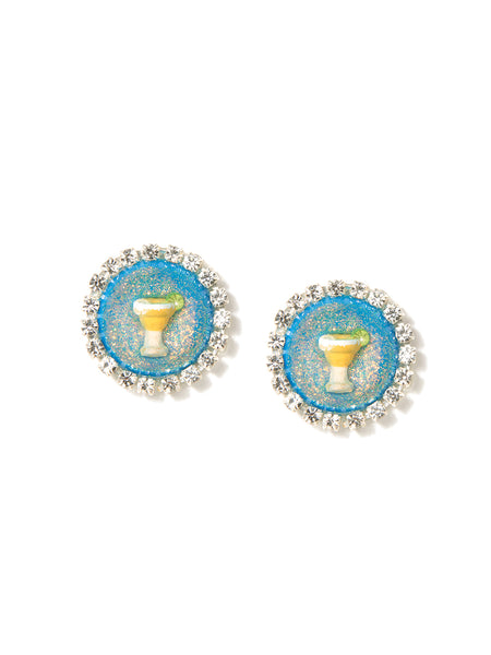KINDA NEED A MARGARITA EARRINGS