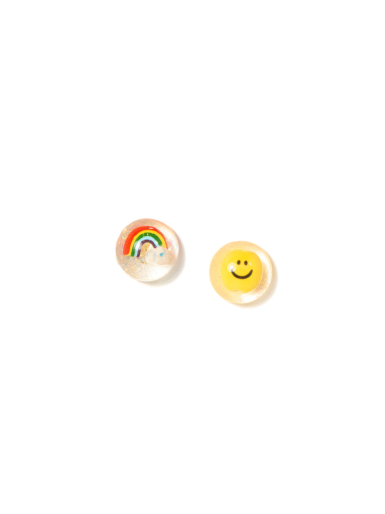 RAINBOW SMILE EARRINGS