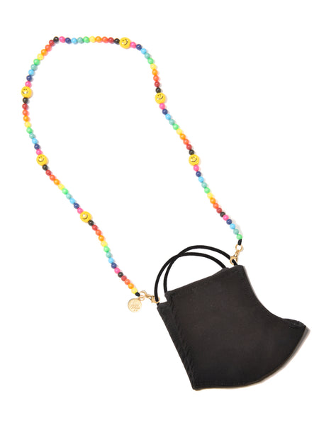 RAINBOW SMILE MASK & SUNNIES LEASH