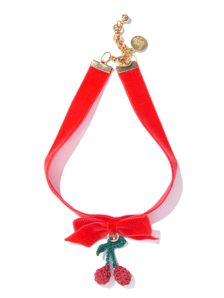 CHERRY PICKING CHOKER (RED)
