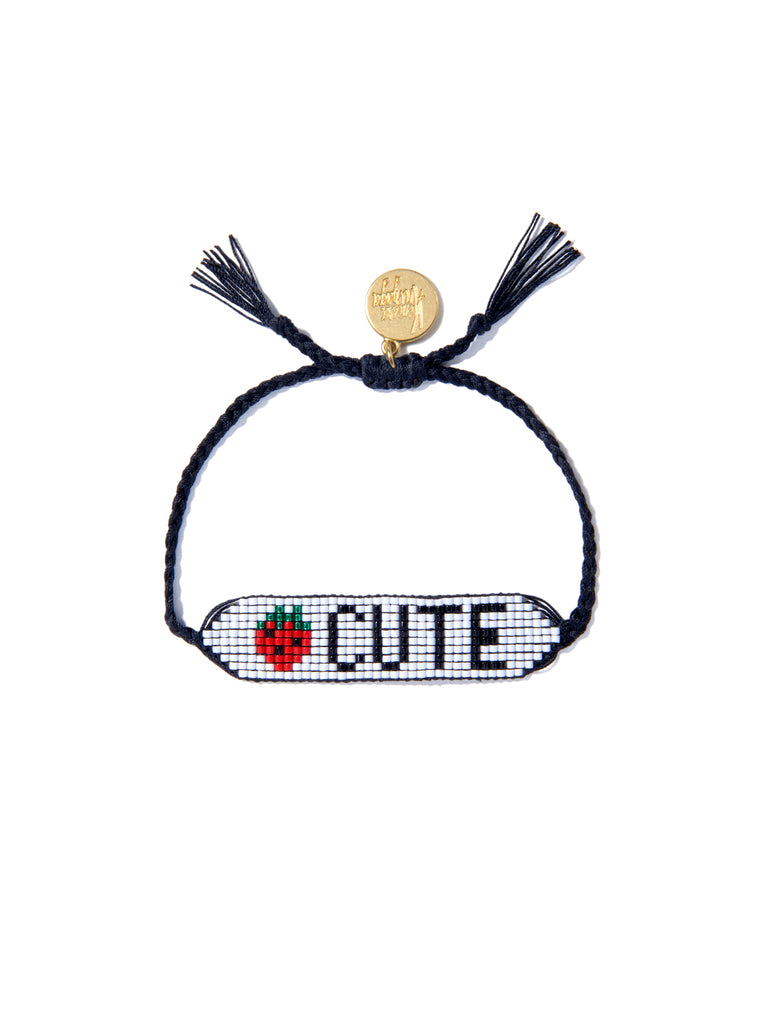 #BERRY CUTE BRACELET
