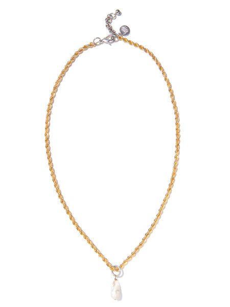 HEART OF THE SEA NECKLACE (GOLD)