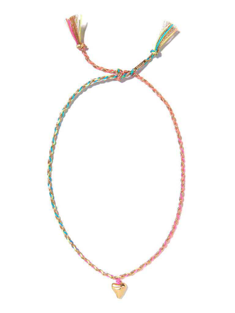 CALI NECKLACE (GOLD RAINBOW)