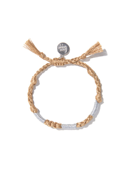 TROPICAL TEASE BRACELET (GOLD)