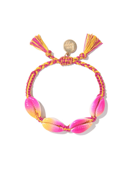 FANTASEA BRACELET (PINK AND YELLOW)