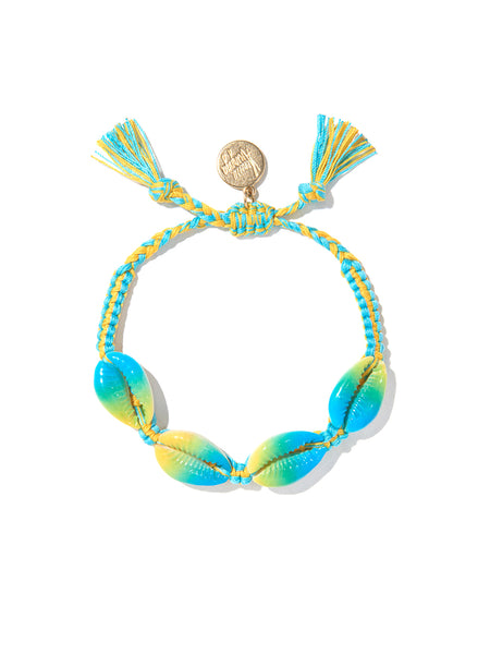 FANTASEA BRACELET (BLUE AND YELLOW)