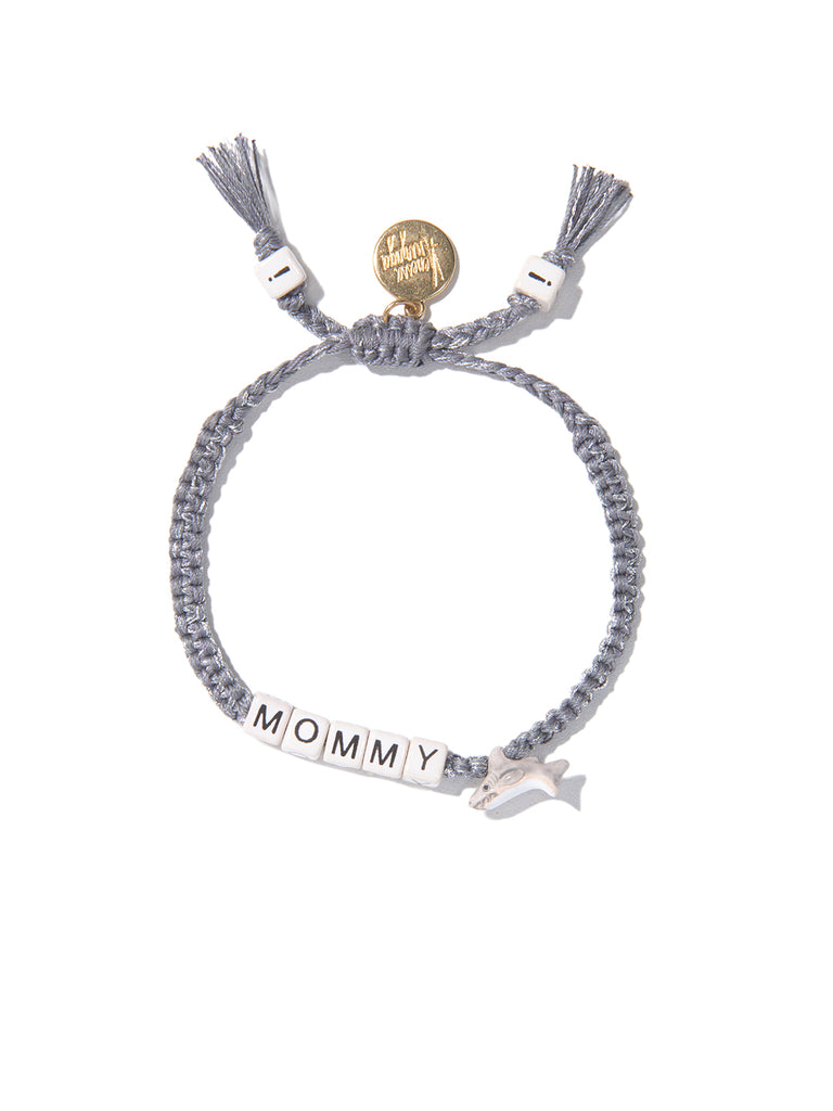 MOMMY SHARK BRACELET