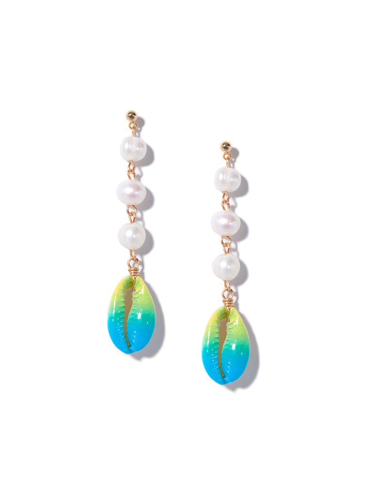 MOONLIGHT BEACH EARRINGS