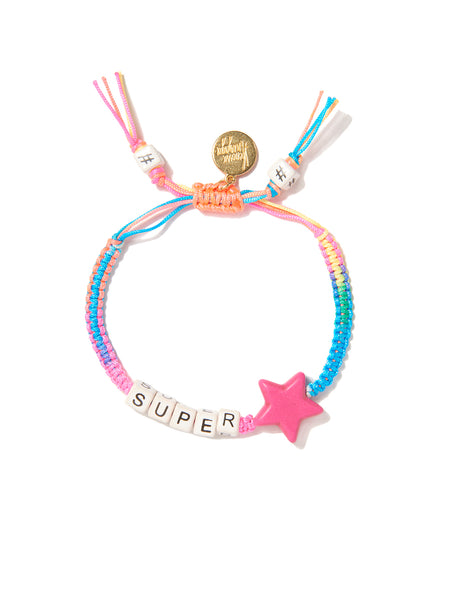 SUPERSTAR BRACELET (RAINBOW)