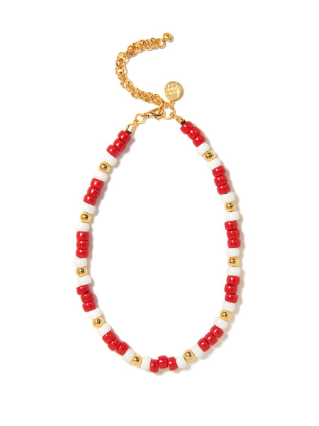 EUPHORIA NECKLACE (RED)