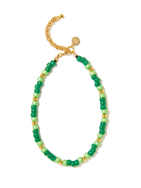EUPHORIA NECKLACE (GREEN)