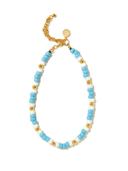 EUPHORIA NECKLACE (BLUE)