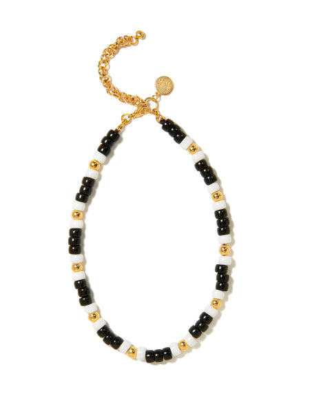 EUPHORIA NECKLACE (BLACK)