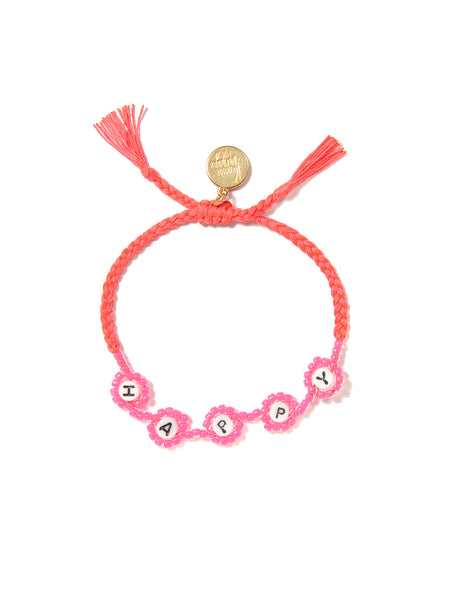 DAISY DREAMS BRACELET (HAPPY)