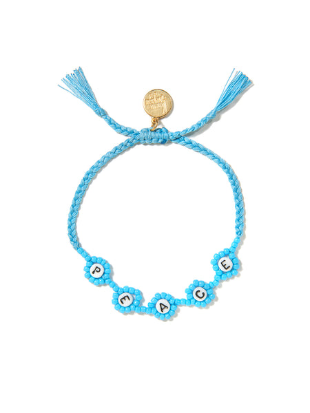 DAISY DREAMS BRACELET (PEACE)