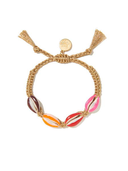 FANTASEA BRACELET (PINK AND GOLD)